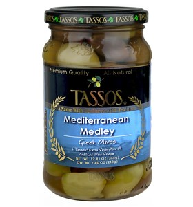 Mediterranean Medley Greek Olives