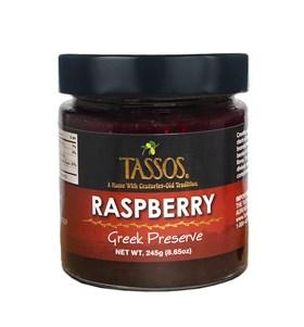Raspberry Greek Preserve