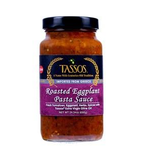 Roasted Eggplant Pasta Sauce