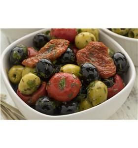 Roasted Tassos Olives