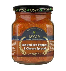 Roasted Red Pepper & Cheese Spread