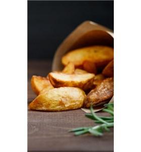 Heart-Healthy Homemade Fries