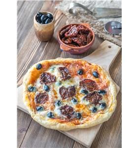Brick-Oven Sundried Tomato Pizza
