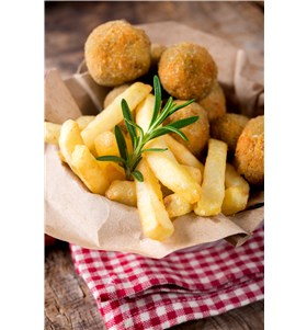 Fried Tassos Olives