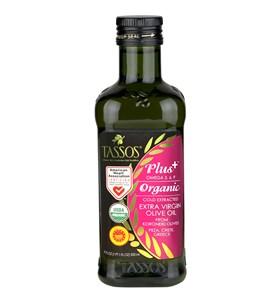 Plus+ Organic Extra Virgin Olive Oil