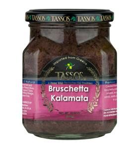 Bruschetta Kalamata